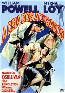 A Ceia dos Acusados - Poster / Capa / Cartaz - Oficial 4