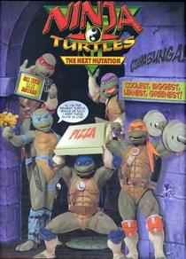 Ninja Turtles: The Next Mutation (1ª Temporada) - Poster / Capa / Cartaz - Oficial 1