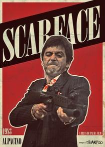 Scarface - Poster / Capa / Cartaz - Oficial 17
