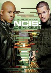 NCIS: Los Angeles (6ª Temporada) - Poster / Capa / Cartaz - Oficial 1