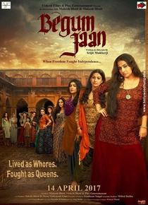 Begum Jaan - Poster / Capa / Cartaz - Oficial 3