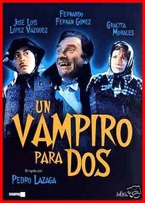 Un Vampiro para Dos - Poster / Capa / Cartaz - Oficial 2