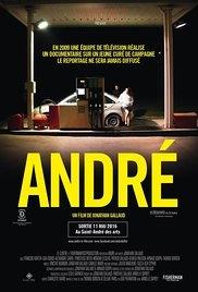 André - Poster / Capa / Cartaz - Oficial 1