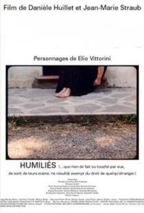 Humilhados - Poster / Capa / Cartaz - Oficial 1