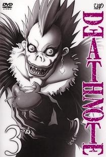 Death Note (1ª Temporada) - Poster / Capa / Cartaz - Oficial 29