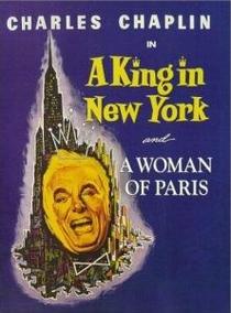 Um Rei em Nova York - Poster / Capa / Cartaz - Oficial 4
