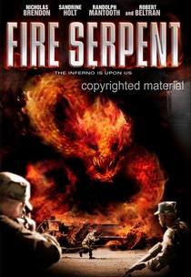 Serpente de Fogo - Poster / Capa / Cartaz - Oficial 1
