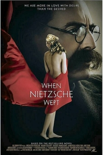 Quando Nietzsche Chorou - Poster / Capa / Cartaz - Oficial 2