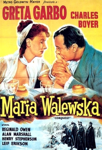 Maria Valewska - Poster / Capa / Cartaz - Oficial 3