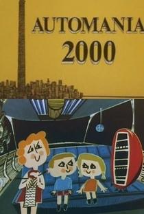 Automania 2000 - Poster / Capa / Cartaz - Oficial 1