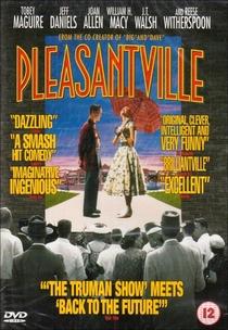 Pleasantville - A Vida em Preto e Branco - Poster / Capa / Cartaz - Oficial 4