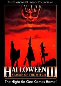 Halloween III: A Noite das Bruxas - Poster / Capa / Cartaz - Oficial 3