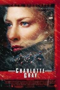 Charlotte Gray - Paixão Sem Fronteiras - Poster / Capa / Cartaz - Oficial 1