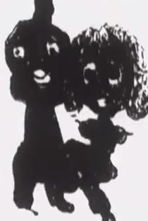 26/71: Zeichenfilm - Balzac und das Auge Gottes - Poster / Capa / Cartaz - Oficial 1