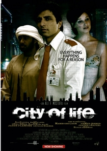 City of Life - Poster / Capa / Cartaz - Oficial 1