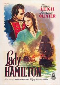 Lady Hamilton, A Divina Dama - Poster / Capa / Cartaz - Oficial 2