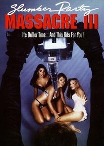 Slumber Party Massacre 3 - Poster / Capa / Cartaz - Oficial 3