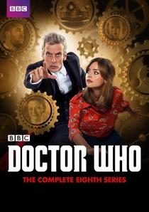 Doctor Who (8ª Temporada) - Poster / Capa / Cartaz - Oficial 1