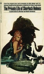 A Vida Íntima de Sherlock Holmes - Poster / Capa / Cartaz - Oficial 1