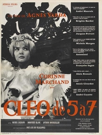 Cléo das 5 às 7 - Poster / Capa / Cartaz - Oficial 4