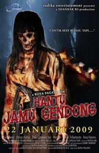 Hantu jamu gendong - Poster / Capa / Cartaz - Oficial 1