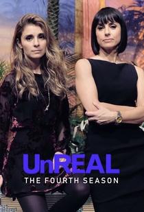 UnREAL (4ª Temporada) - Poster / Capa / Cartaz - Oficial 1