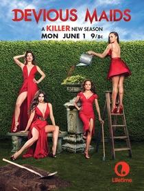 Devious Maids (3ª Temporada) - Poster / Capa / Cartaz - Oficial 1