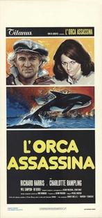 Orca - A Baleia Assassina - Poster / Capa / Cartaz - Oficial 3