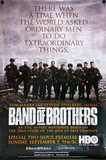 Irmãos de Guerra - Poster / Capa / Cartaz - Oficial 5