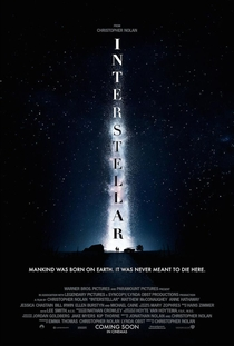 Interestelar - Poster / Capa / Cartaz - Oficial 2