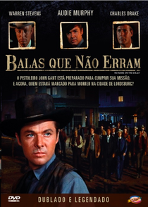 Balas Que Não Erram - Poster / Capa / Cartaz - Oficial 3