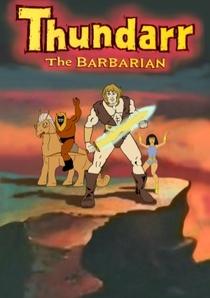 Thundarr, o Bárbaro - Poster / Capa / Cartaz - Oficial 1