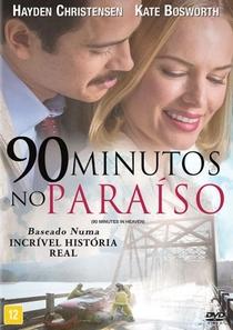 90 Minutos No Paraíso - Poster / Capa / Cartaz - Oficial 2