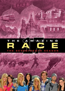 The Amazing Race (17ª Temporada) - Poster / Capa / Cartaz - Oficial 1