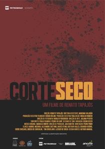 Corte Seco - Poster / Capa / Cartaz - Oficial 1