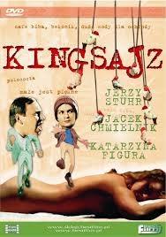 Kingsajz - Poster / Capa / Cartaz - Oficial 1