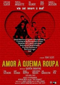 Amor à Queima-Roupa - Poster / Capa / Cartaz - Oficial 16