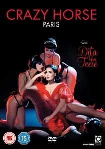 Crazy Horse, Paris com Dita Von Teese - Poster / Capa / Cartaz - Oficial 1