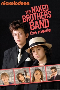 The Naked Brothers Band: O Filme - Poster / Capa / Cartaz - Oficial 2