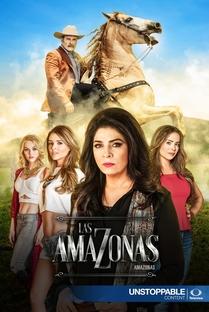 Las Amazonas - Poster / Capa / Cartaz - Oficial 1