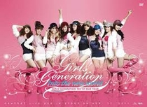 Girls' Generation - The 1st Asia Tour: Into the New World - Poster / Capa / Cartaz - Oficial 1