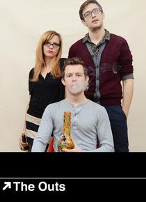 The Outs (1ª Temporada) - Poster / Capa / Cartaz - Oficial 1