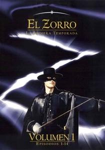 Zorro (1ª Temporada) - Poster / Capa / Cartaz - Oficial 6