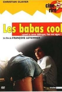 Les babas cool - Poster / Capa / Cartaz - Oficial 1