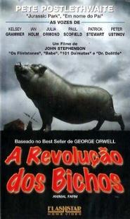 A Revolução dos Bichos - Poster / Capa / Cartaz - Oficial 2