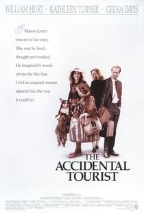 O Turista Acidental - Poster / Capa / Cartaz - Oficial 1