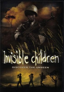 Invisible Children Documentary  - Poster / Capa / Cartaz - Oficial 1