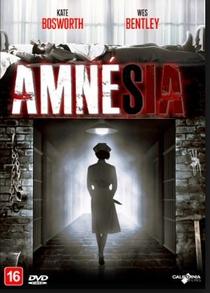 Amnésia  - Poster / Capa / Cartaz - Oficial 4