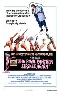 A Nova Transa da Pantera Cor de Rosa - Poster / Capa / Cartaz - Oficial 3