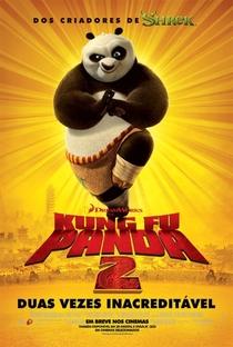 Kung Fu Panda 2 - Poster / Capa / Cartaz - Oficial 12